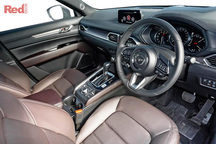 2019 Mazda CX-5 Akera KF Series 4X4 On Demand