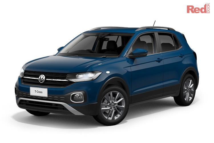 2020 Volkswagen T-Cross 85TSI Style C1 MY20