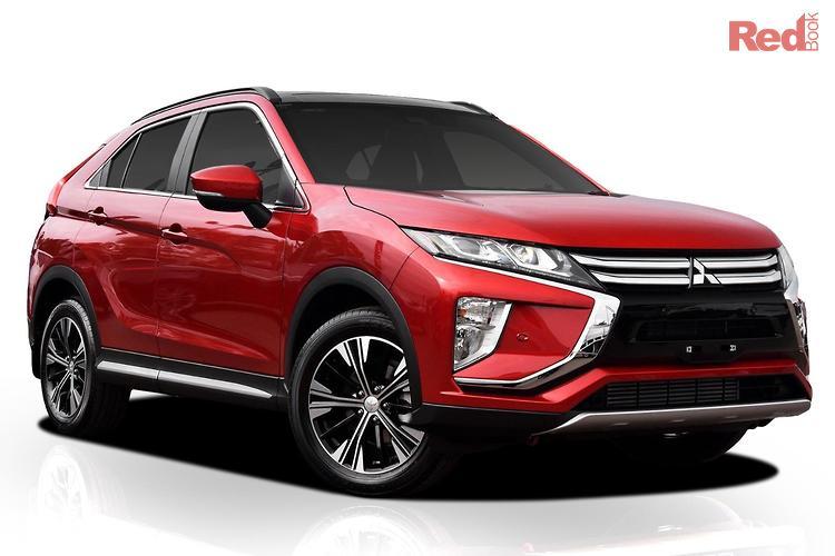 2019 Mitsubishi Eclipse Cross Exceed YA MY20