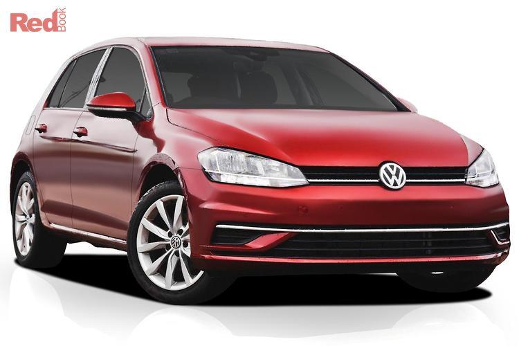2019 Volkswagen Golf 110TSI Comfortline 7.5 MY20