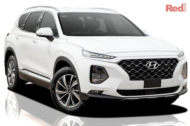 2020 Hyundai Santa FE Elite TM.2 MY20