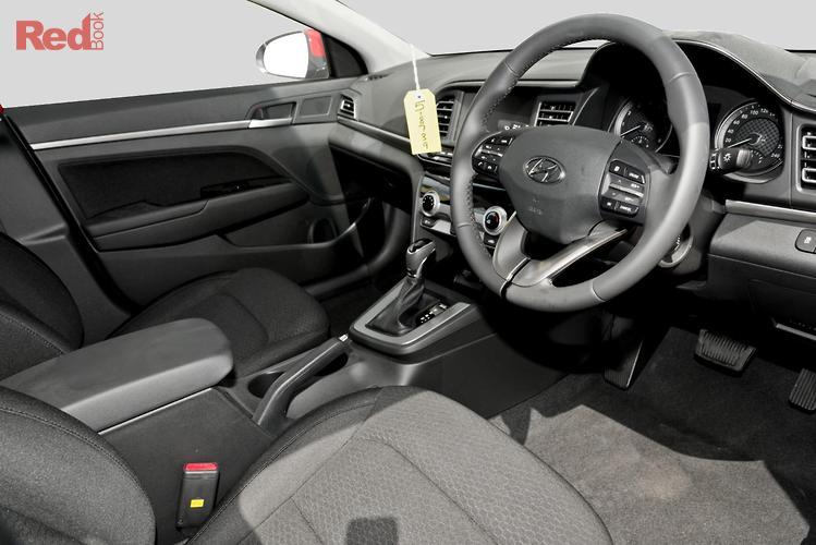 2020 Hyundai Elantra Active AD.2 MY20