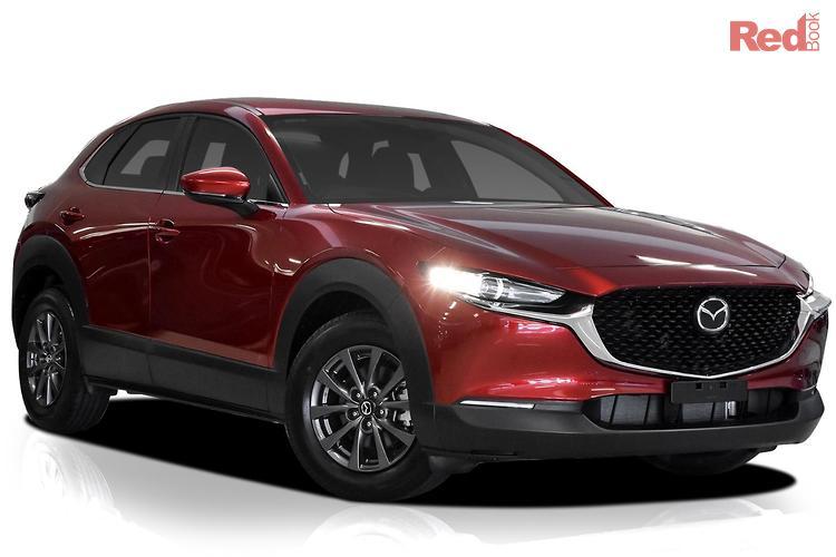 2019 Mazda CX-30 G20 Pure DM Series