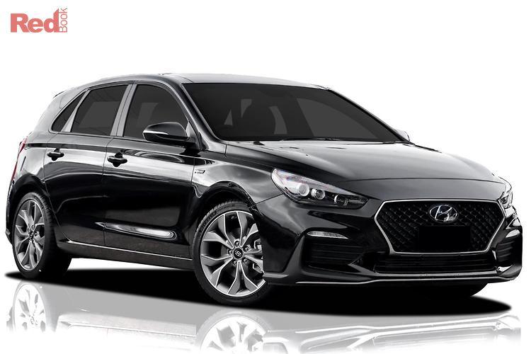 2020 Hyundai I30 N Line Premium PD.3 MY20