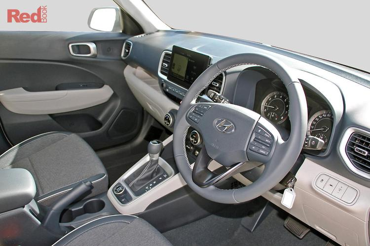2020 Hyundai Venue Elite QX MY20