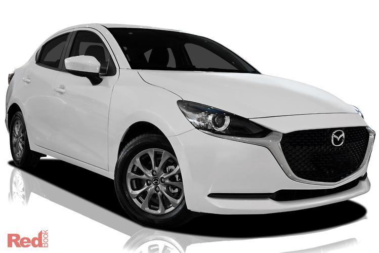 2020 Mazda 2 G15 Pure DL Series