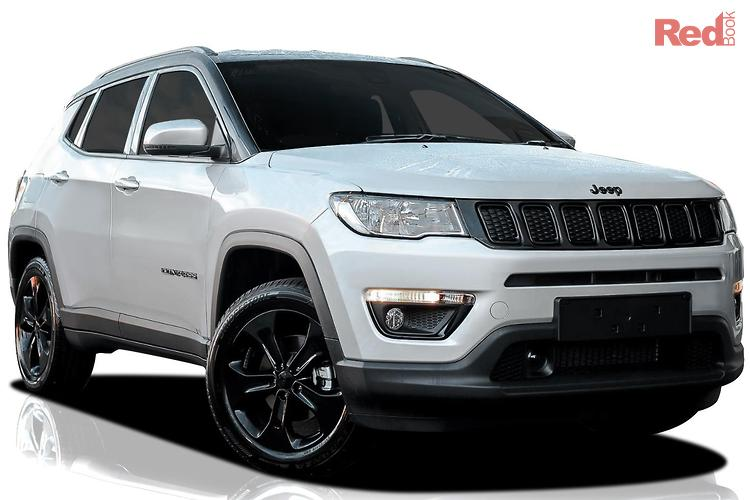 2020 Jeep Compass Night Eagle M6 MY20