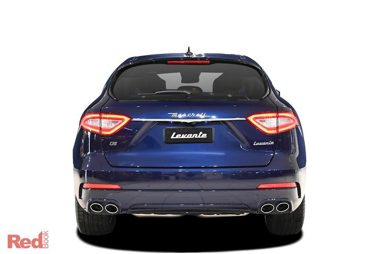 2019 Maserati Levante M161 MY20 4X4 On Demand