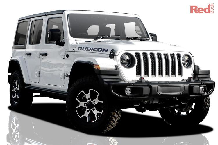 2021 Jeep Wrangler Unlimited Rubicon JL MY21 4X4 Dual Range