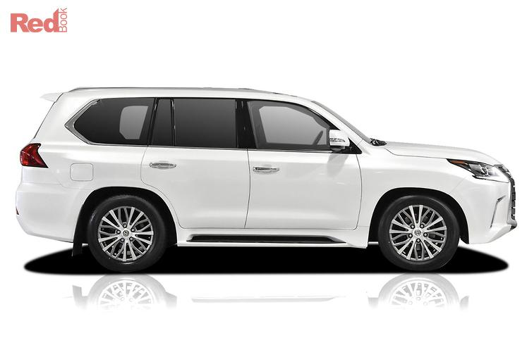 2019 Lexus LX LX570 URJ201R 4X4 Dual Range