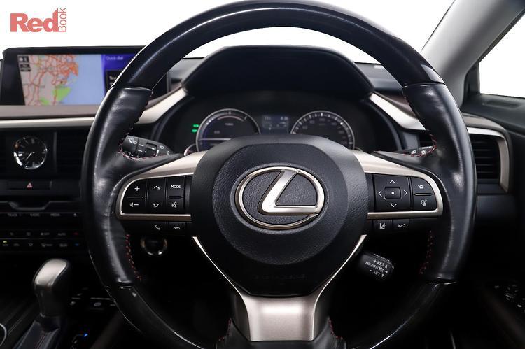 2019 Lexus RX RX450HL Sports Luxury GYL26R 4X4 On Demand