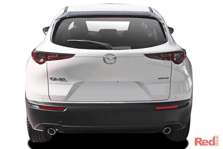 2020 Mazda CX-30 G20 Astina DM Series