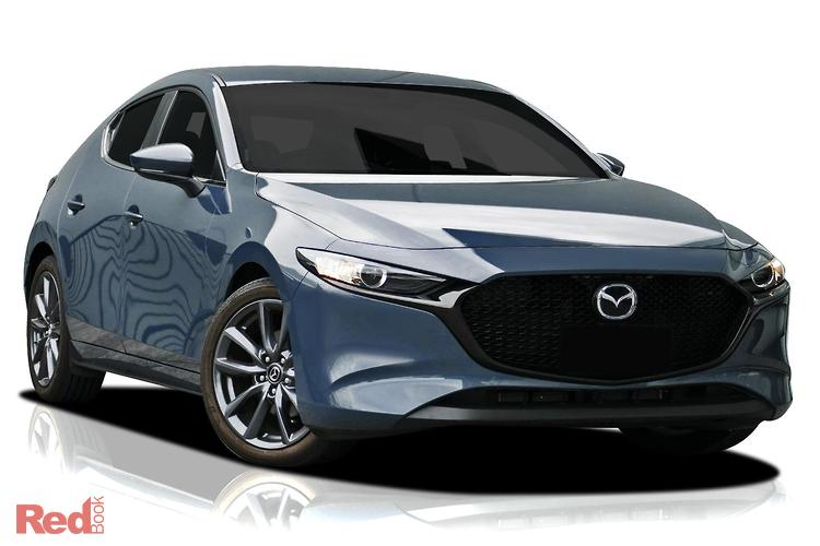 2019 Mazda 3 G25 Evolve BP Series