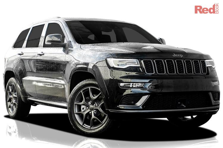 2020 Jeep Grand Cherokee S-Limited WK MY20 4X4 Dual Range