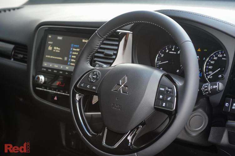 2020 Mitsubishi Outlander LS ZL MY20