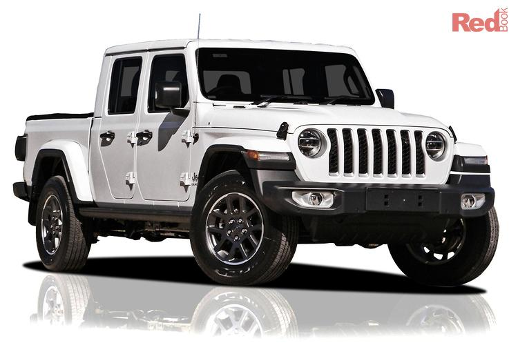 2020 Jeep Gladiator Overland JT MY20