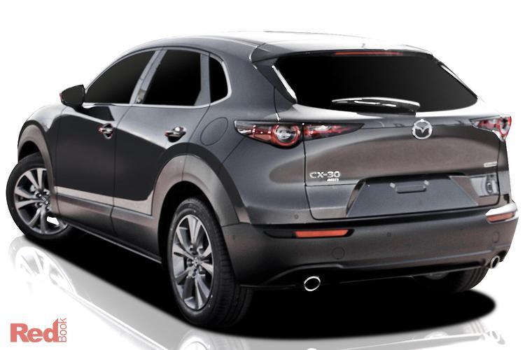 2021 Mazda CX-30 G25 Touring DM Series AWD