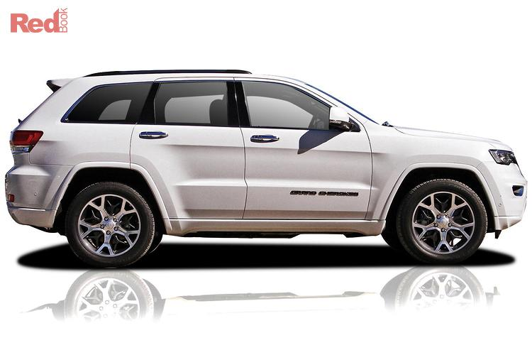 2020 Jeep Grand Cherokee Overland WK MY20 4X4 Dual Range
