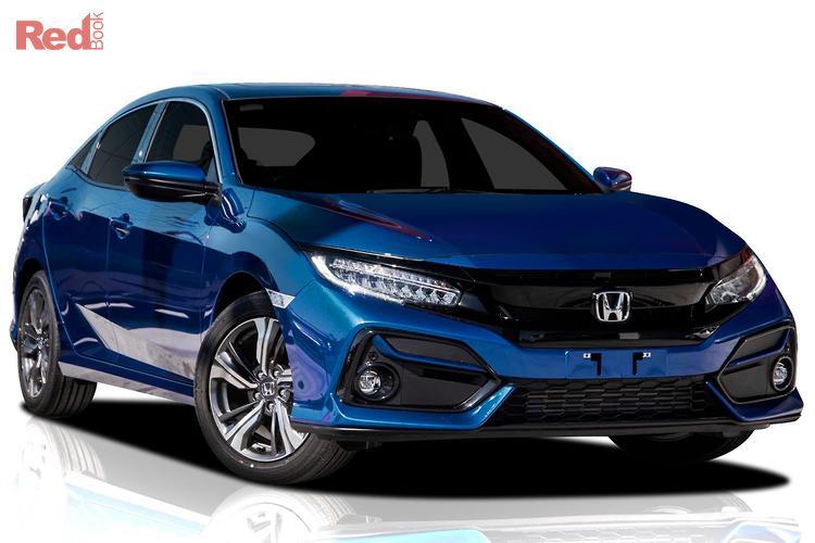 2020 Honda Civic VTI-LX 10TH GEN MY20
