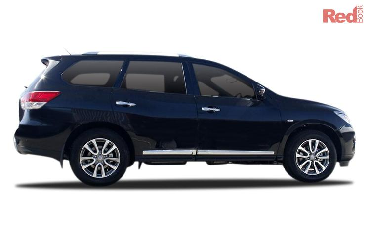 2014 Nissan Pathfinder ST-L R52 MY14