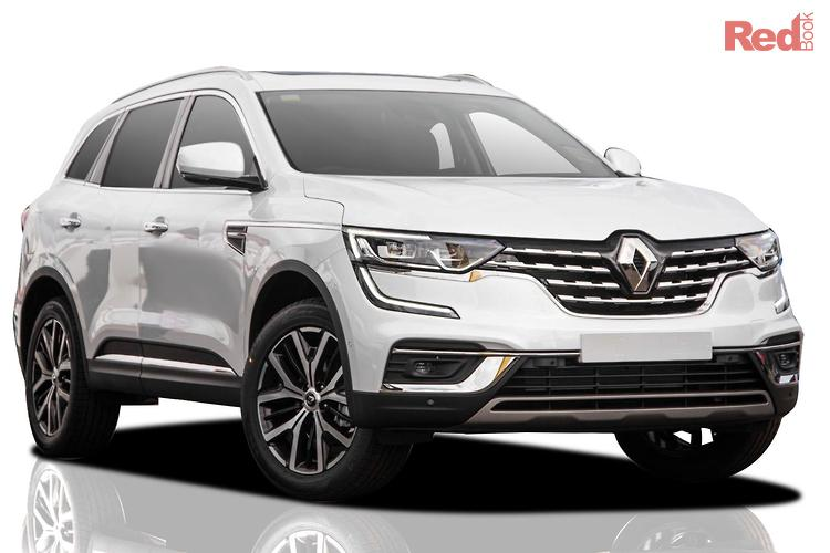 2020 Renault Koleos Intens HZG MY20