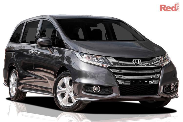 2020 Honda Odyssey VTI 5TH GEN MY20