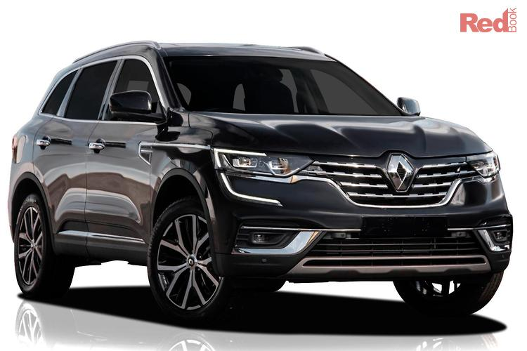 2020 Renault Koleos Intens HZG MY20 Four Wheel Drive