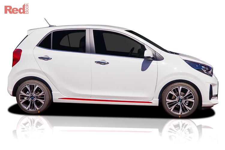 2020 KIA Picanto GT-Line JA MY21