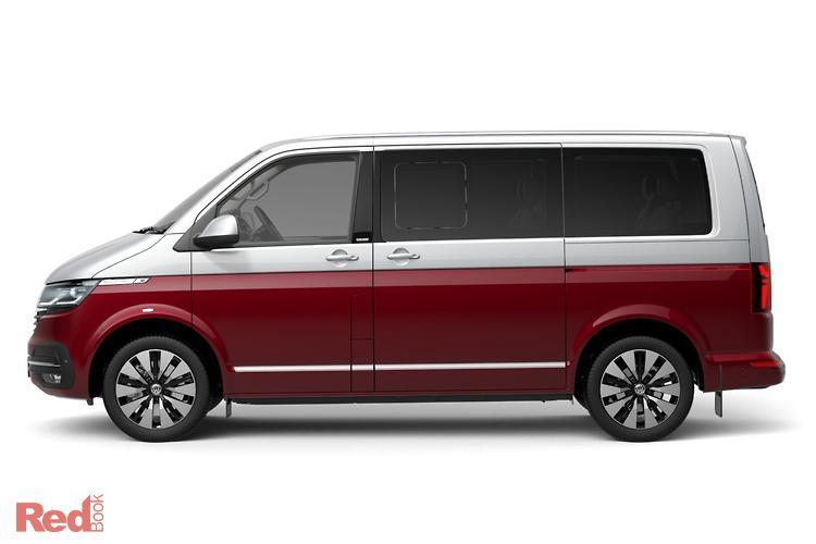 2020 Volkswagen Multivan TDI340 Cruise Edition T6.1 MY21