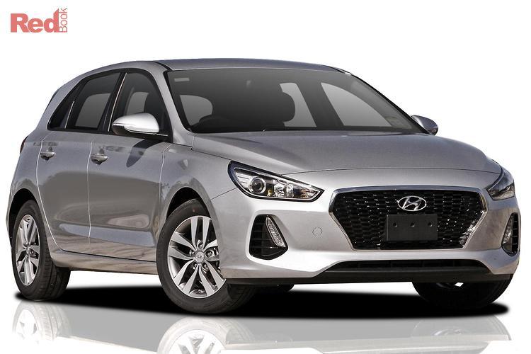 2020 Hyundai I30 Active PD2 MY20