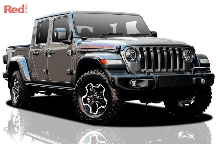 2020 Jeep Gladiator Rubicon JT MY20
