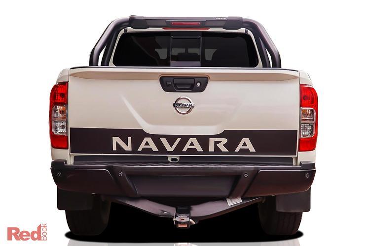 2020 Nissan Navara N-Trek Warrior D23 Series 4 4X4 Dual Range