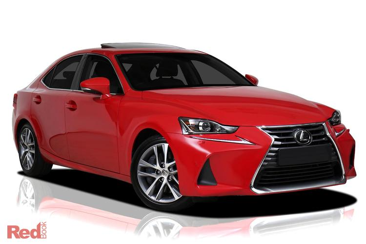 2019 Lexus IS IS300 Luxury ASE30R