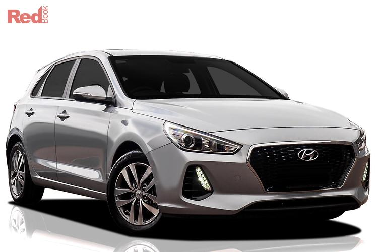 2019 Hyundai I30 Active PD2 MY20