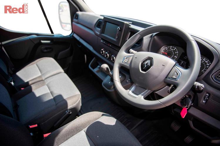 2021 Renault Master PRO 110KW X62 Phase 2 MY21