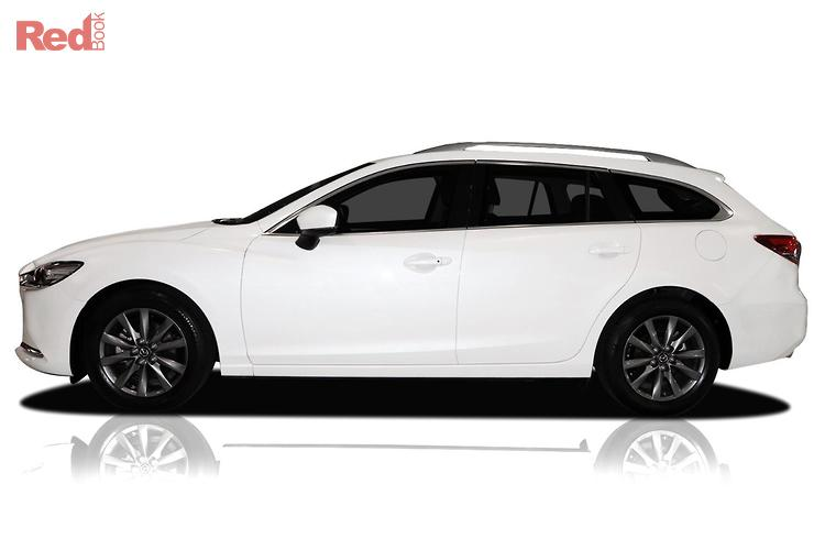 2020 Mazda 6 Touring GL Series
