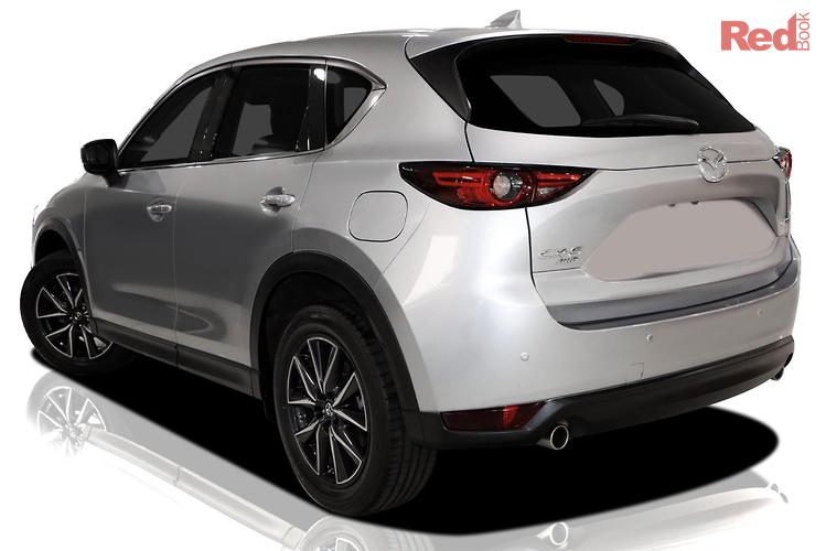 2020 Mazda CX-5 GT KF Series 4X4 On Demand
