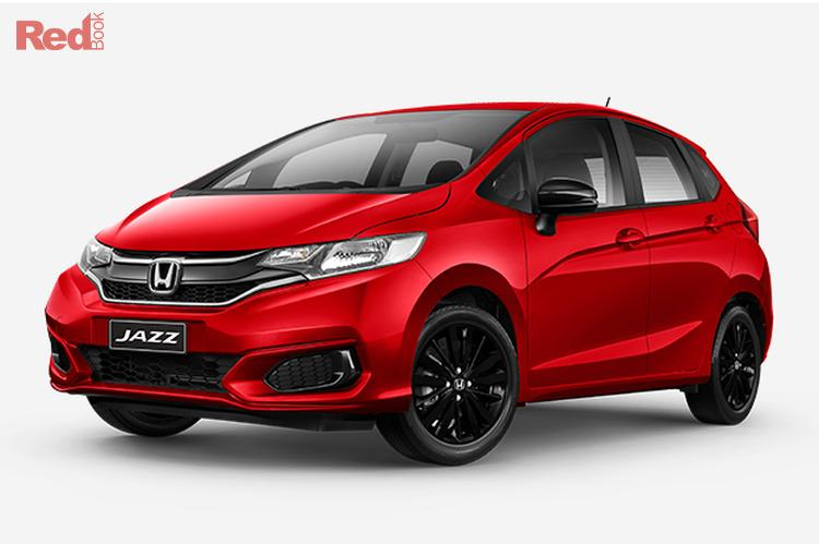 2020 Honda Jazz Limited Edition GF MY21