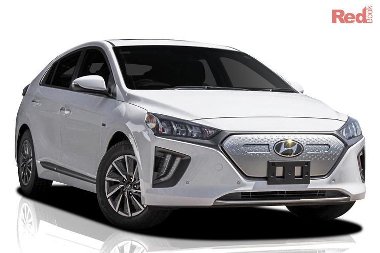 2020 Hyundai Ioniq Electric Premium AE.V4 MY21