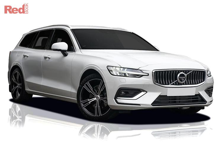2020 Volvo V60 T5 Inscription MY20 4X4 On Demand