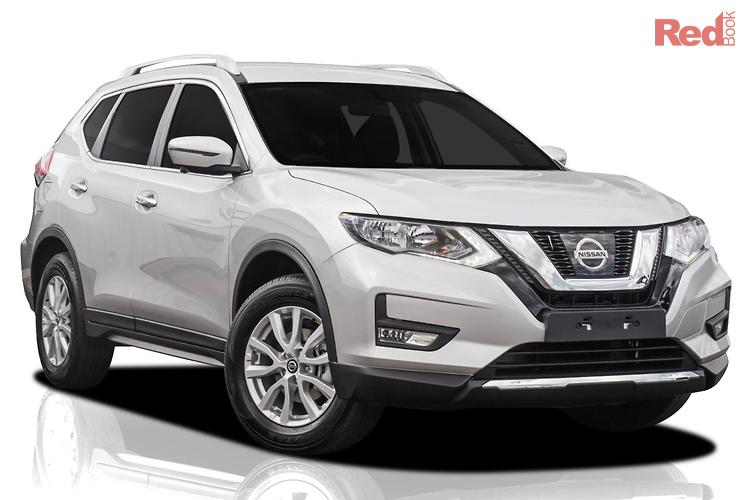 2020 Nissan X-Trail ST-L T32 Series III MY20