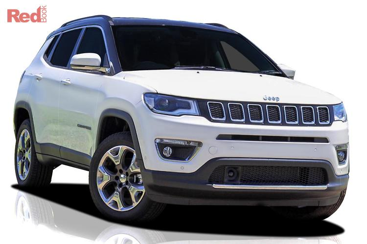 2020 Jeep Compass Limited M6 MY20 4X4 On Demand