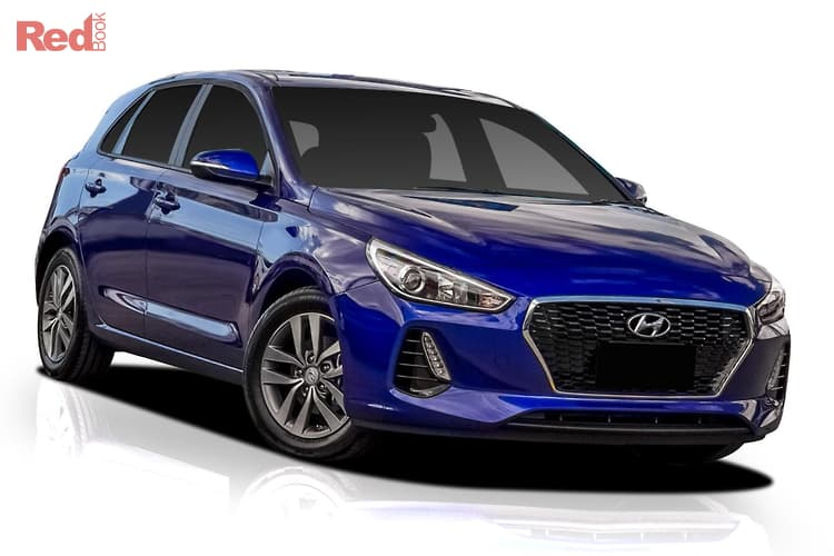 2020 Hyundai I30 Active PD2 MY20