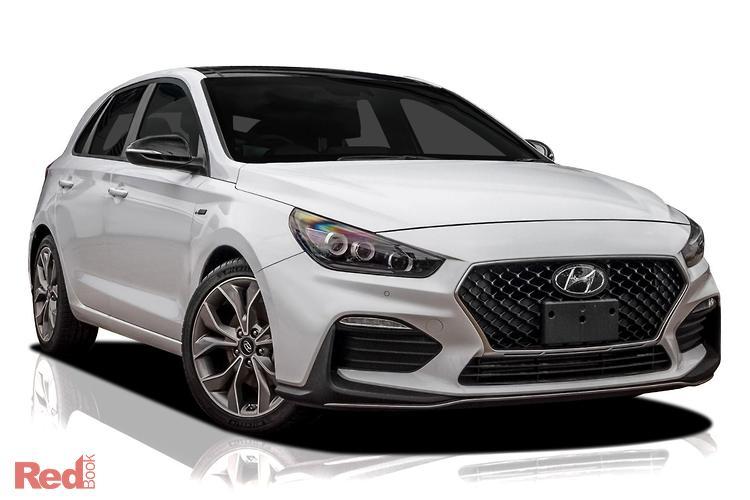 2020 Hyundai I30 N Line Premium PD.V4 MY21