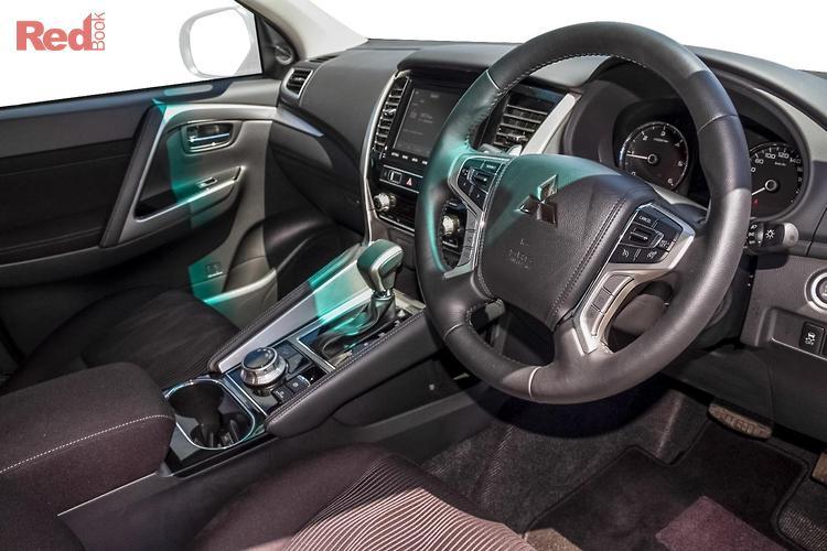 2019 Mitsubishi Pajero Sport GLX QF MY20