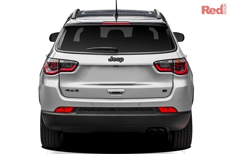 2020 Jeep Compass S-Limited M6 MY20 4X4 On Demand