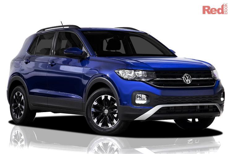 2020 Volkswagen T-Cross 85TSI Life C1 MY20