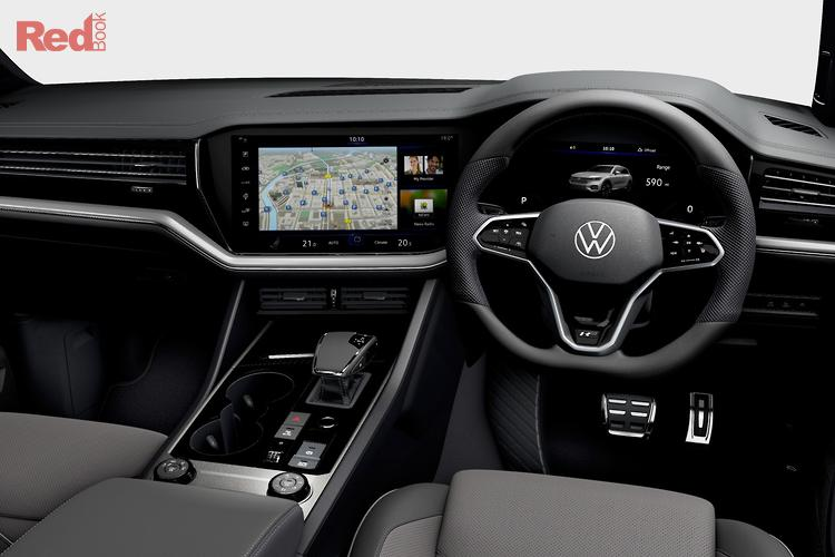 2020 Volkswagen Touareg V8 TDI R-Line CR MY21
