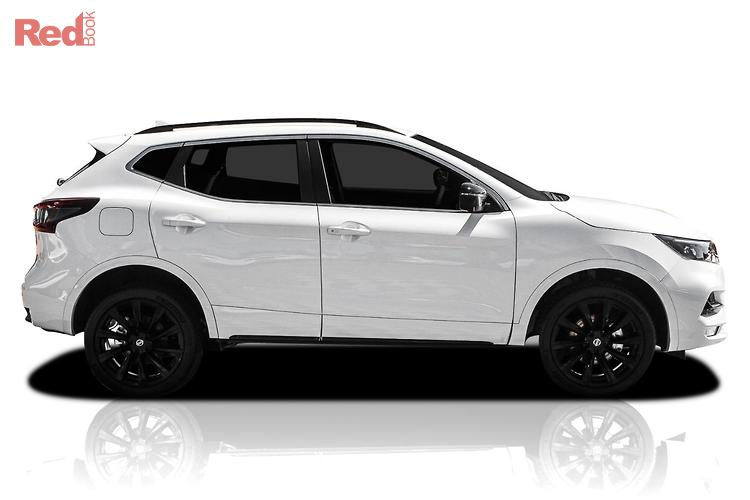 2020 Nissan Qashqai Midnight Edition J11 Series 3 MY20
