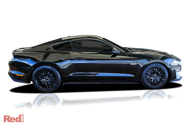 2018 Ford Mustang GT FN MY18